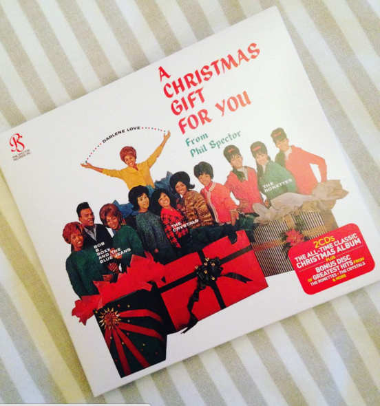 A Christmas Gift For You From Phil Spector.Jetss