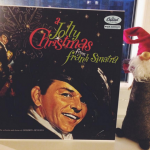 A Jolly Christmas from Frank Sinatra – Frank Sinatra (1957) (Photo: Instagram, @k_crazy_cat_lady)