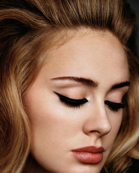 Is there any other profession besides soulful singer where Adele's excuse would be valid? (Photo: Instagram, @adele)