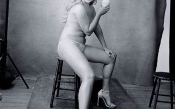 Amy Schumer goes topless for Pirelli Calendar
