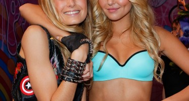 The Sexiest Looks from the 2015 Victoria's Secret Fashion