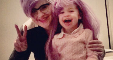"""Overprotective"" Kelly Osbourne banned from parks"