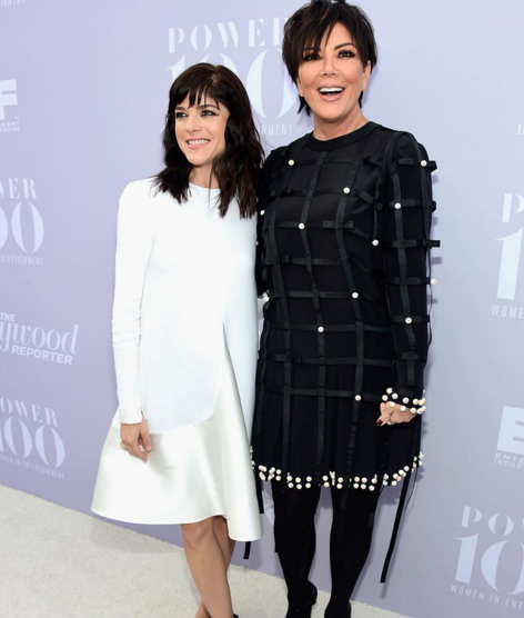 Kris Jenner has an almighty glow of pride after the birth of her grandson Saint West. (Photo: Instagram, @krisjenner)