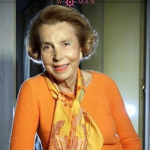 2. Liliane Bettencourt – $38.9 billion (Photo: Instagram, @wowomanorg)