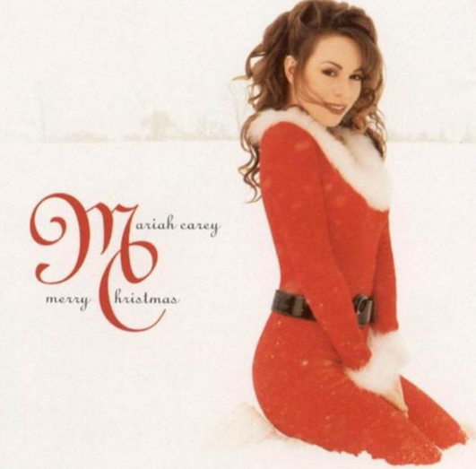 Merry Christmas – Mariah Carey (1994) (Photo: Instagram, @paulavenessa)