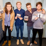 2. One Direction ($130 million) - The world's biggest boy band might be 1/5 smaller after the departure of Zayn Malik, but that means the boys' paychecks has grown by the same amount, right? That's quite a few coins as they collectively rake in twice what the Rolling Stones do while on tour. (Photo: Instagram, @onedirection)