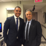 2. Noah steers late night ship (Photo: Instagram, @trevornoah)