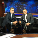 3. Will Ferrell ($6.80 for every $1 paid) (Photo: Instagram, @thedailyshow)