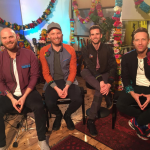 Coldplay already announced their involvement in the show and are excitedly preparing their performance for the massive TV audience. (Photo: Instagram, @coldplay)