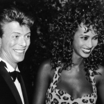 David Bowie passed away after an 18 month battle with cancer on 10 January, 2016, widowing his wife of 23 years, Iman. (Photo: Instagram, @essencemag)