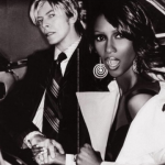 David Bowie and Iman together will forever stand as an example of true love under extraordinary circumstances. (Photo: Instagram, @sparkle_lashes)
