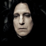 Harry Potter and the Philosopher's Stone (2001) – Rickman plays the sarcastic Severus Snape in the first film in the series based on the books of J.K. Rowling. (Photo: Instagram, @stefanoguerrera)