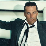 Best Actor in a TV Series, Drama – Jon Hamm, Mad Men (Photo: Instagram, @kennysantucci)