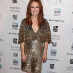 Best Actress in a Motion Picture, Drama – Julianne Moore,Still Alice (Photo: Instagram, @faustopuglisi_pr)