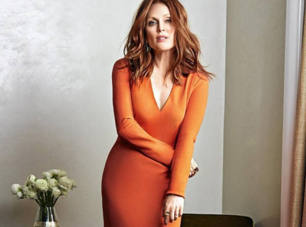 Best Actress in a Motion Picture, Drama – Julianne Moore, Still Alice (Photo: Instagram, @faustopuglisi_pr)