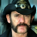 Lemmy Kilmister – As the formidable frontman of speed metal pioneers Motörhead, Lemmy always stood as a rock original. He laid the foundations for many leather-clad pretenders who came after, but he always seemed to be a special breed. Never blessed with fancy good looks, he relied on honest musicianship for his legion of fans. He died aged 70 on December 28. (Photo: Instagram, @jesvichb)