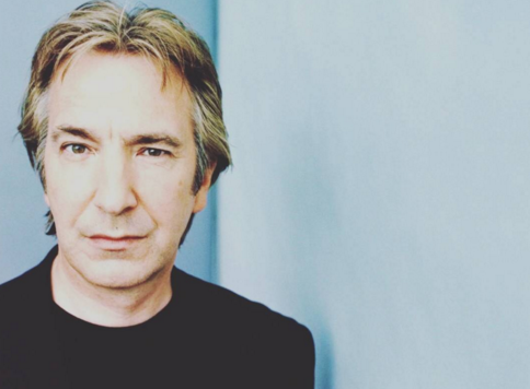 Alan Rickman – The recently deceased actor had a cultish fan base for his work as grumpy romantic leads and lovingly played baddies such as the iconic Hans Gruber in Die hard. Perhaps he will be honoured posthumously. (Photo: Instagram, @amyvdwest)