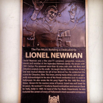 Newman family – Lionel Newman, brother: 1 Oscar for Hello, Dolly! (1969) (Photo: Instagram, @jermainestegall)