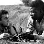 1958 – Sidney Poitier, nominated for The Defiant Ones (Photo: Instagram, @vintagemovieclub)
