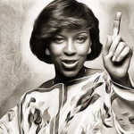 9 Grammy Award wins – Natalie Cole (Photo: Instagram, @anthonycutietta)