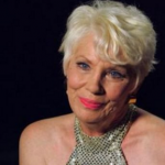 Angie Bowie said the rock icon once tried to kill her with his bare hands. (Photo: Instagram, @angiebowie1)