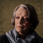 Maggie Smith – 2 Wins: The Prime of Miss Jean Brodie (1969), California Suite (1978) (Photo: Instagram, @nytimes)