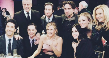 First 'Friends reunion' picture tells all