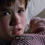 Haley Joel Osment, aged 11 –Nominated for The Sixth Sense (1999) (Photo: Instagram, @filmsayings)