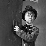 Jackie Cooper, aged 9 – Nominated for Skippy (1930) (Photo: Instagram, @jdjoshvintage)