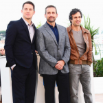 Best Actor in a Motion Picture, Drama – Steve Carell (pictured center),Foxcatcher (Photo: Instagram,