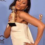 WORST: When Taraji P. Henson handed out cookies to celebs after winning the Best Actress in a TV Series, Drama award for Empire. Her sassy speech made it all good, though. (Photo: Instagram, @theannicagency)