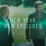 The X-Files (Photo: Instagram, @thexfilesfox)