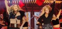"Hilarious! Channing Tatum Dresses Up Like Beyoncé and Performs ""Run the World (Girls)"""