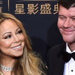 Mariah Carey and James Packer seem to be bursting with joy after their recent engagement. (Photo: Instagram, @yolandaadams)