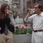 Annie Hall (1977) – Directed by and starring Woody Allen (Photo: Instagram, @365filmes)