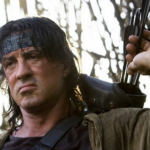Rambo (2008) – Directed by and starring Sylvester Stallone (Photo: Instagram, @dagenscommando)