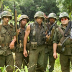 Tropic Thunder (2008) – Directed by and starring Ben Stiller (Photo: Instagram, @qbonicss)