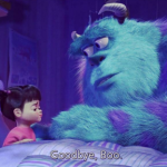 """""""If I Didn't Have You"""" from Monsters, Inc. by Randy Newman. (Photo: Instagram, @toshi_fuku93)"""