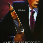 American Psycho (2000) – Directed by Mary Harron and starring Christian Bale, Justin Theroux, Josh Lucas, Bill Sage (Photo: Instagram, @theresonlyone_nooks)