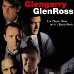 Glengarry Glen Ross (1992) – Directed by James Foley and starring Al Pacino, Jack Lemmon, Alec Baldwin, Alan Arkin (Photo: Instagram, @dragneel007)