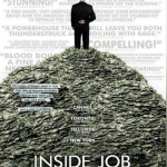 Inside Job (2010) – Directed by Charles Ferguson and starring Matt Damon, William Ackman, Daniel Alpert, Jonathan Alpert (Photo: Instagram, @show_box_movies)