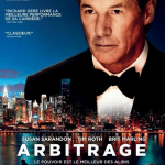 Arbitrage (2012) – Directed by Nicholas Jarecki and starring Richard Gere, Susan Sarandon, Brit Marling, Tim Roth (Photo: Instagram, @top.movies)