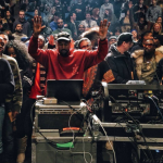 The rapper has recently been prolific with his Twitter tirades. (Photo: Instagram, @kanyewest)