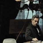 Daniel Day-Lewis as Abraham Lincoln in Lincoln (2012) (Photo: Instagram, @cinematicrooms)