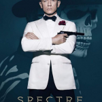 Craig has played Bond four times and the recently released Spectre will be his last. (Photo: Instagram, @makuuni_oy)