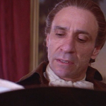 F. Murray Abraham as Antonio Salieri in Amadeus (1984) (Photo: Instagram, @kukriking)