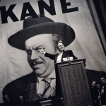 Citizen Kane (1941) – Directed by Orson Welles and starring Orson Welles, Joseph Cotten, Dorothy Comingore, Agnes Moorehead. (Photo: Instagram, @maxtcb)