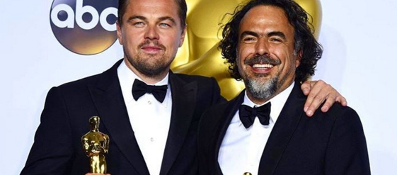 The Revenant – 3 Oscar wins: Best Actor (Leonardo DiCaprio), Best director (Alejandro González Iñárritu), Best cinematography. (Photo: Instagram, @fedemaxiperu)