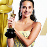 The Danish Girl – 1 Oscar win: Best supporting actress (Alicia Vikander). (Photo: Instagram, @brangelinaofficial)