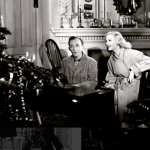 """White Christmas"" by Irving Berlin in Holiday Inn (1942) (Photo: Instagram, @jusmatt66)"